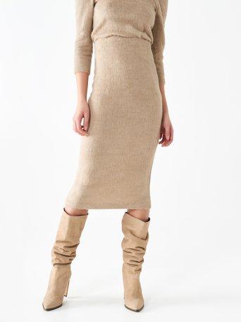 Skirt Camel Beige - CFC0101152003B117