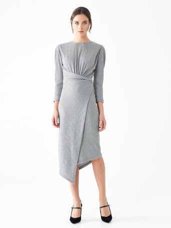 Dress Grau - CFC0101251003B241