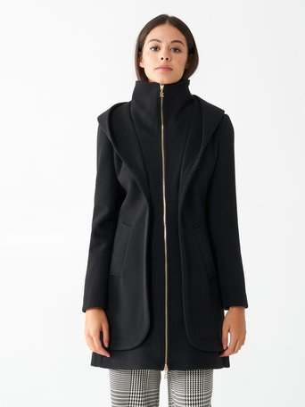 Jacket / Coat Black - CFC0100902003B001