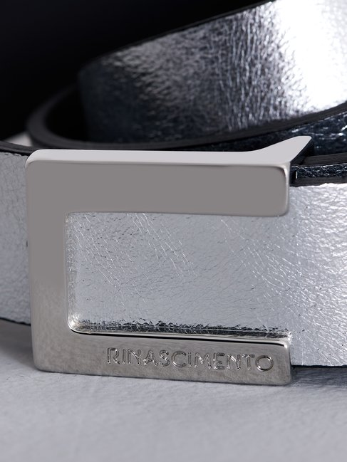 Cintura con Fibbia Argento - ACV0012468003B265
