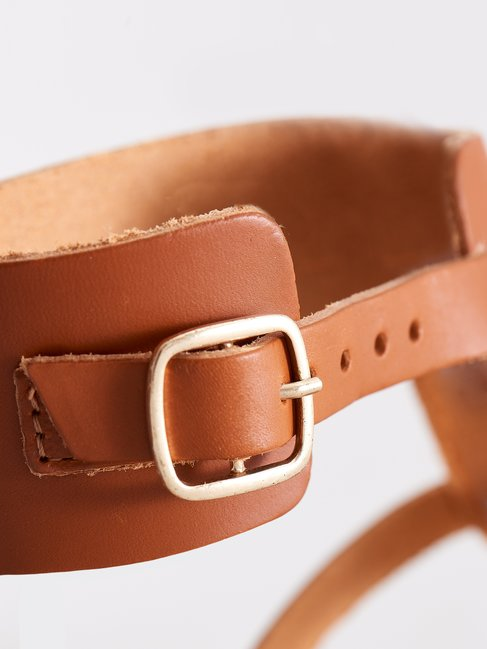 Shoe brown - CAL0006141003B402