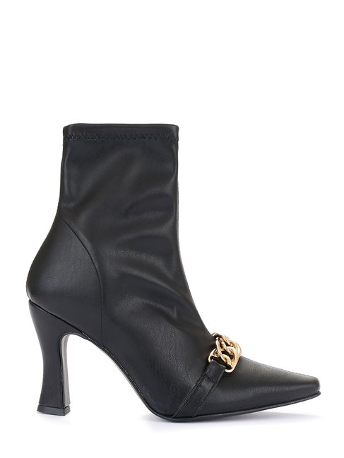 Chain ankle boots Black - CAL0006188003B001