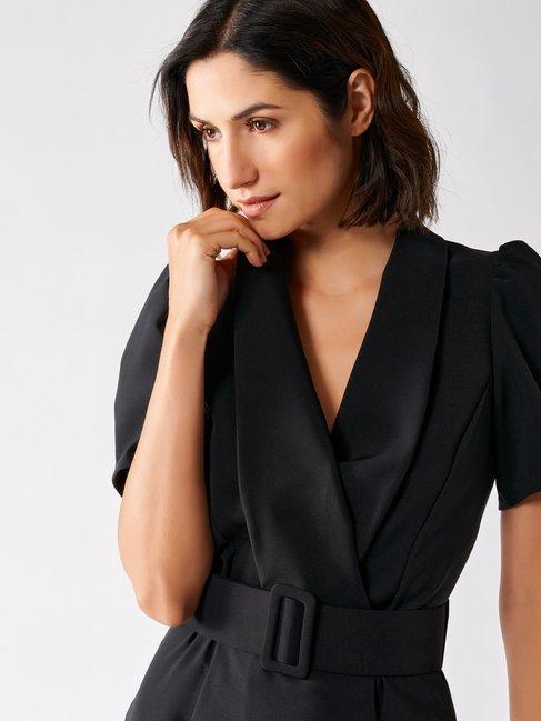 Short Cross Dress Black - CFC0096920003B001