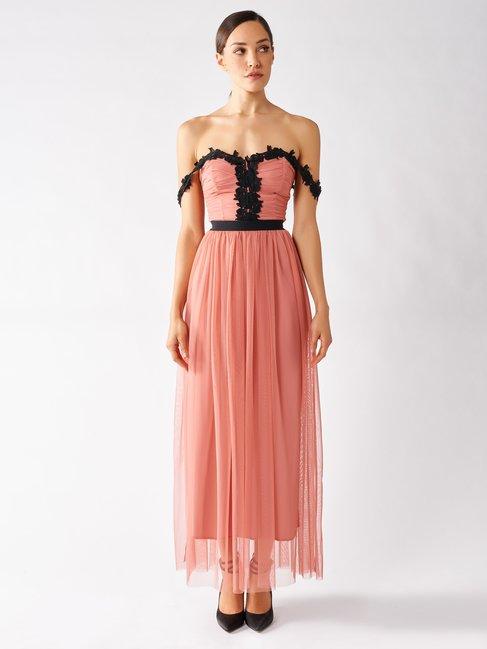 Dress var. pink dark - CFC0097300003B481