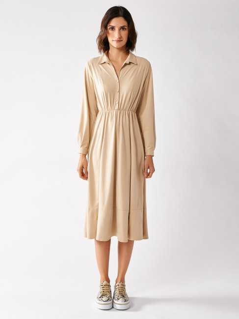 Dress Beige - CFC0097352003B101