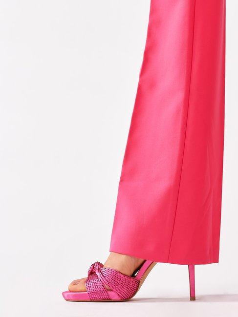 Pantaloni Flare Fuxia - CFC0097495003B238