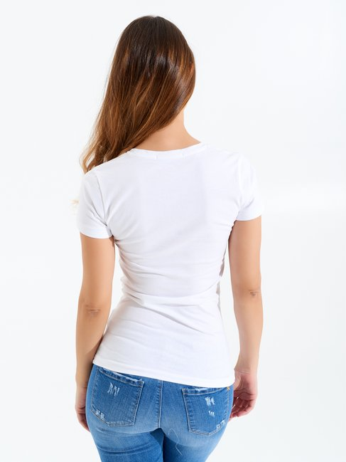 Butterfly T-Shirt White - CFC0098186003B021