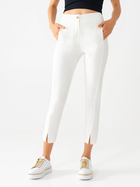 Pantalones Blanco - CFC0098404003B021