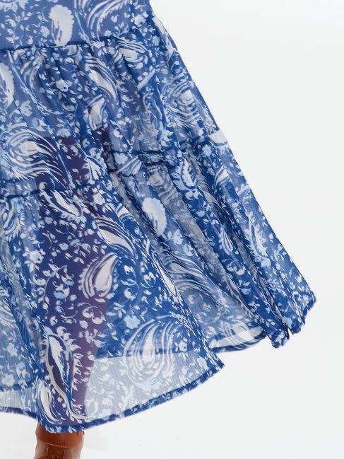 Skirt var blue - CFC0098755003B440