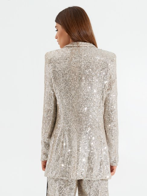 Jacket / Coat Silver - CFC0099496003B265