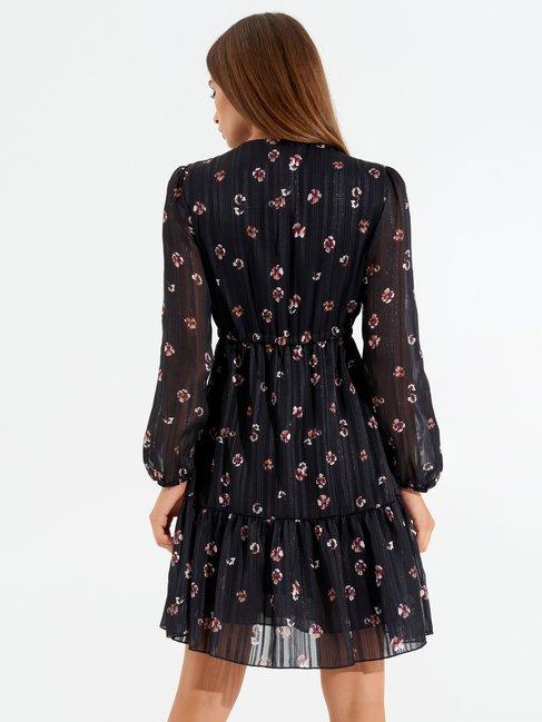 Dress var black - CFC0100439003B473