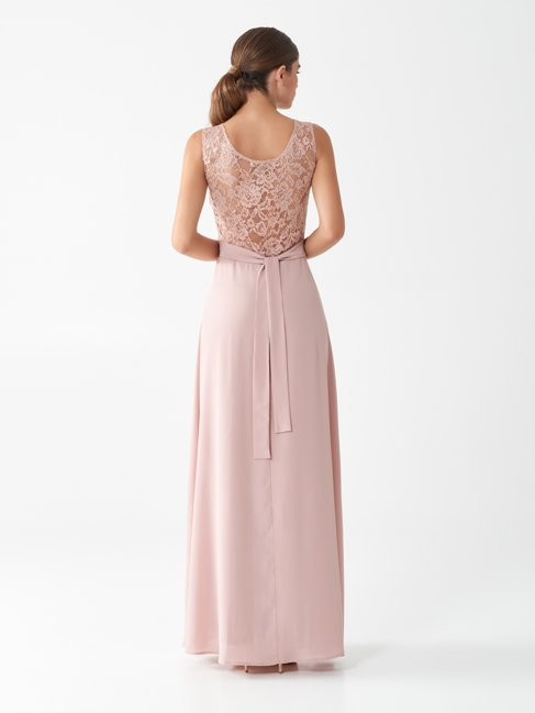Long Antoinette dress Pink - CFC0100594003B221