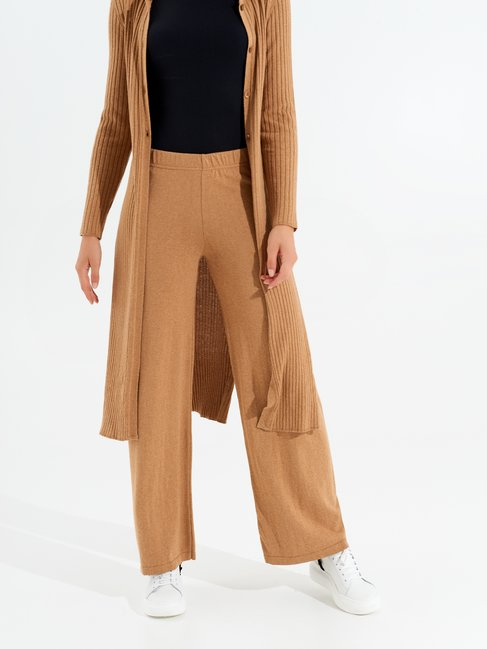 Trousers Camel Beige - CFM0009819003B117